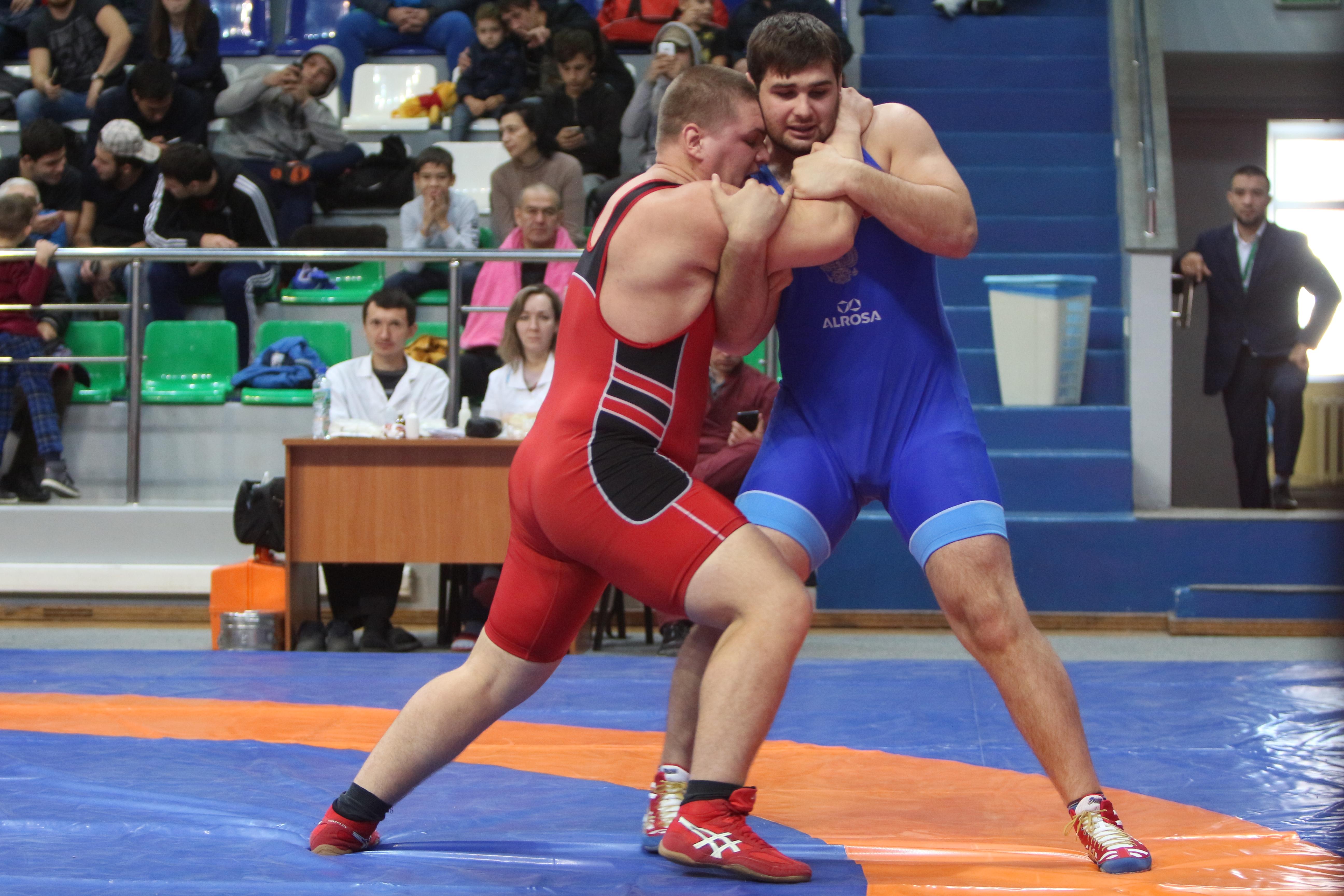 Десять медалей завоевали башкирские борцы на Всероссийском турнире по греко-римской борьбе памяти В.А.Бормана