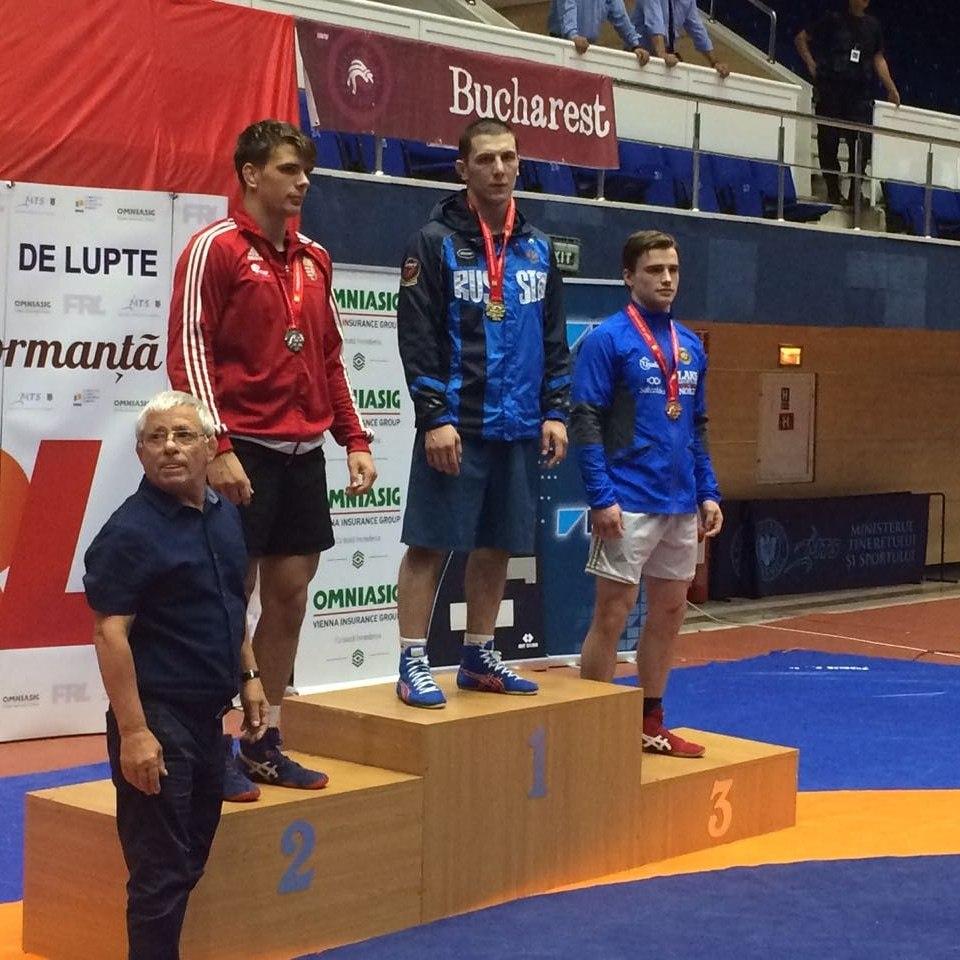 Три медали завоевали борцы из Башкортостана в эти выходные на международных турнирах