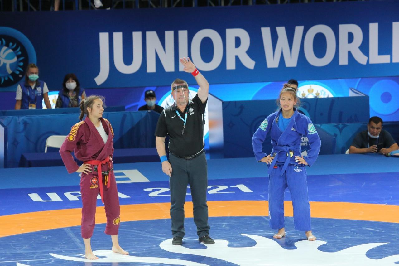 Аделина и Карина Мурзабаевы - двукратные победительницы юниорского чемпионата мира!